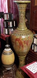 Ваза напольная 145 см.Ручная роспись керамики в Греческом стиле. - Изображение #1, Объявление #1604906