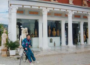 Ваза напольная 145 см.Ручная роспись керамики в Греческом стиле. - Изображение #9, Объявление #1604906