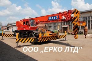 Автокран КАТО услуги аренда Киев - кран 10, 25 т, 40, 70, 200 тн, 300 тонн - Изображение #5, Объявление #1707300