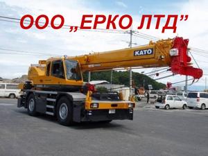 Автокран КАТО услуги аренда Киев - кран 10, 25 т, 40, 70, 200 тн, 300 тонн - Изображение #4, Объявление #1707300
