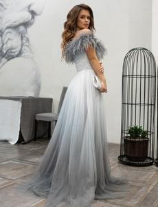 Нарядное вечернее платье в пол с переливами - Изображение #2, Объявление #1707192