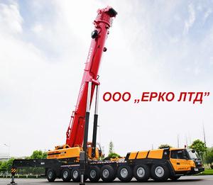 Автокран КАТО услуги аренда Киев - кран 10, 25 т, 40, 70, 200 тн, 300 тонн - Изображение #2, Объявление #1707300