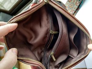 Стильная женская сумка в винтажном стиле с широким ремешком - Изображение #3, Объявление #1707242