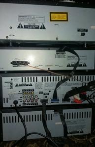Музыкальный центр Aiwa Z-D3200M Блочная конструкция Сделано в Японии! - Изображение #4, Объявление #1706332