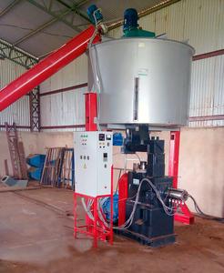 Оборудование по переработке опилок в топливные брикеты Пиникей - Изображение #1, Объявление #377972