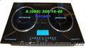 Электрическая двухконфорочная индукционная плита «Меридиан ПИ-4»