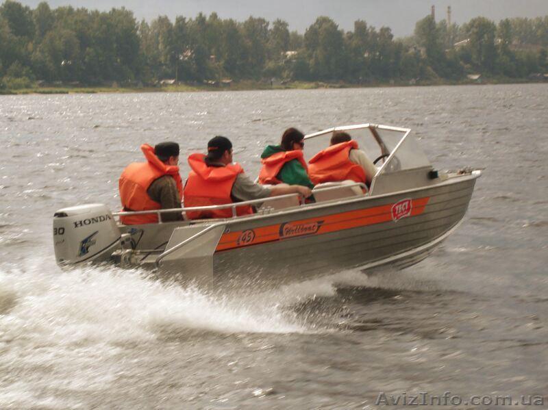 алюминиевые лодки ленинградская