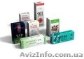 Разработка и производство картонной упаковки в Киеве для лекарств и биодобавок