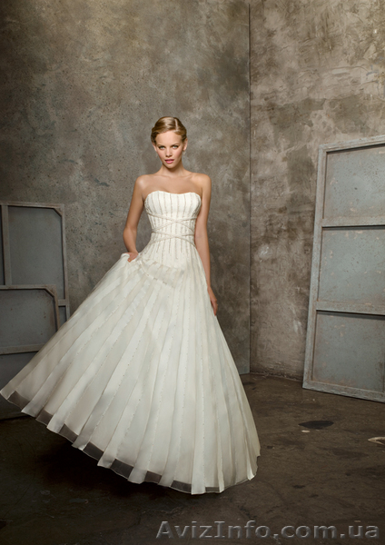 Аналоги дизайнерских свадебных платьев. Копии свадебных платьев - Изображение #2, Объявление #67411