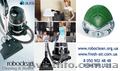 Пылесос с водным фильтром и сепаратором ROBOCLEAN (Германия)