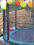 организация детских праздников - прокат маленьких батутов для детей