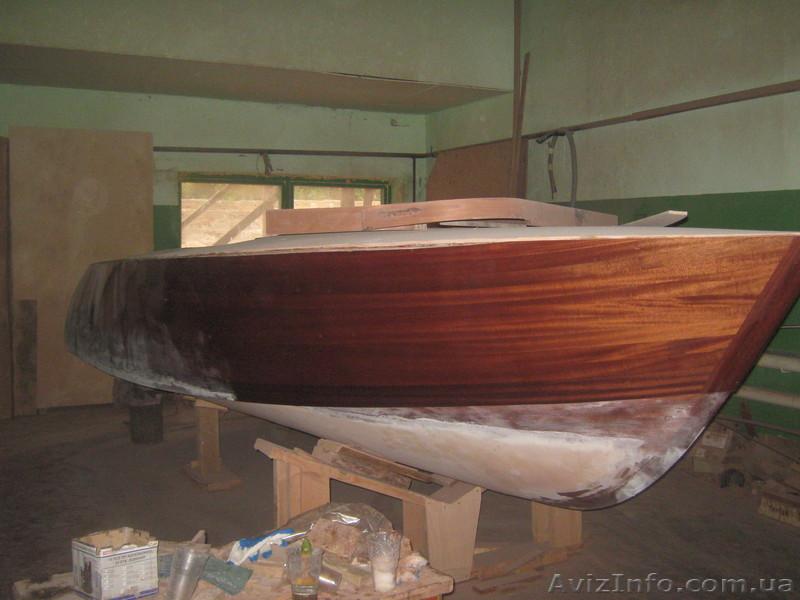 катера и яхты продать лодку