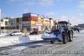 Уборка вывоз снега