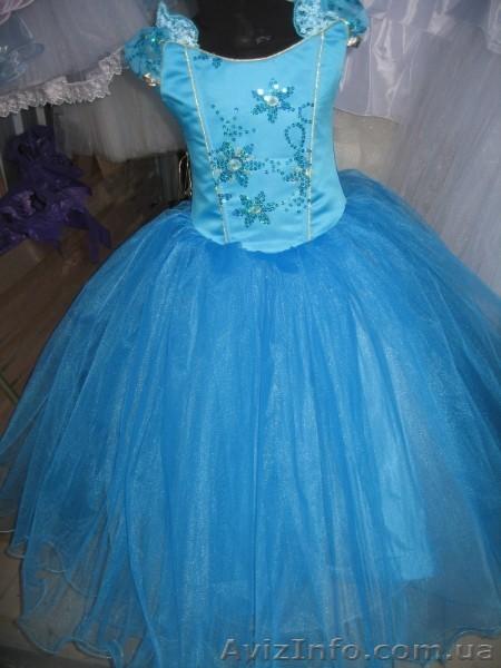 детские нарядные платья в Москве