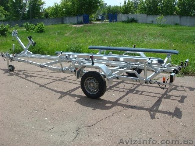 купить трейлер для лодки украина