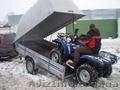 Прицеп для перевозки квадроцикла  Tiki-Treiler В-300Р