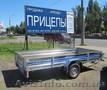 Прицеп Tiki-Treiler С-300L-P грузовой