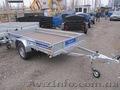 Продам грузовые прицепы Tiki Treiler С-275L