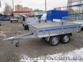 Новый прицеп Tiki-Treiler C-250 R грузовой
