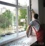 Регулировка дверей киев,  замена петель киев,  замена ручек киев,  ремонт стеклопак