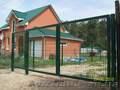 заборы, ограждения металлические, решетки, ступени, ворота, забор для спортплощадок