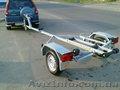 АКЦИЯ!!! Прицепы - Tiki Treiler - BT600.