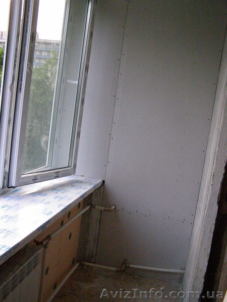 Окна металлопластиковые, остекление балкона, установка окон .