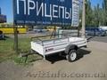 Продам ПРИЦЕП Кремень КрКЗ-200