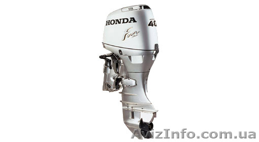 лодочный мотор хонда в киеве