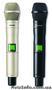 Вокальный микрофон Shure - UR2/KSM9SL с беспроводной системой Shure UHF-R