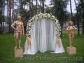 красочное и оригинальное оформление свадеб киев и область