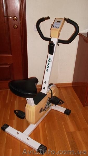 Инструкция велотренажера свен спорт