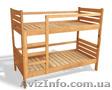 Кровати детские натуральное дерево массив ольха отличное качество от производите, Объявление #373167