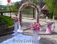 Свадебные  букеты,  свадебное оформление.
