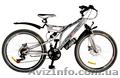 двухподвесный велосипед Formula Outlander