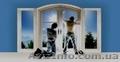 Тонировка окон, Балконов, Лоджий, Офисов пленками в Киеве, Противоударные пленки