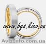 Обручальные кольца на заказ Киев - Изображение #3, Объявление #83979