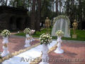 свадебные товары на прокат киев, венчальная арка, оформление зала, букеты киев - Изображение #2, Объявление #636136