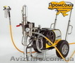 Гидропоршневой окрасочный агрегат Wagner HC-940-E/G-SSP