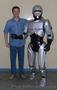 Авторская ростовая кукла-Робокоп., Объявление #708144