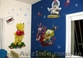 Роспись детских комнат киев