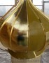 Золочение купола,  иконостаса киев,