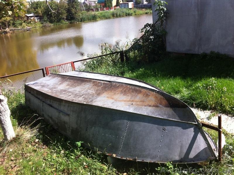 купить моторную лодку прогресс в киеве