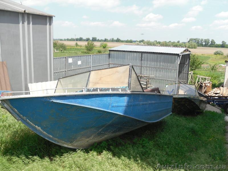 лодку днепр бу купить в спб