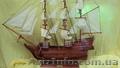 Корабль сувенирный деревянный - Изображение #2, Объявление #872264