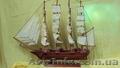 Корабль сувенирный деревянный - Изображение #5, Объявление #872264