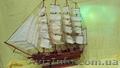 Корабль сувенирный деревянный - Изображение #6, Объявление #872264