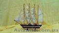 Корабль сувенирный деревянный - Изображение #8, Объявление #872264