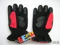 Мужские перчатки Marlboro (с наружи красные, а на ладони чёрные). Новые,  - Изображение #2, Объявление #868561