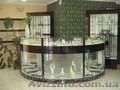 Оборудование для магазинов - прилавок,  витрина, стеллажи